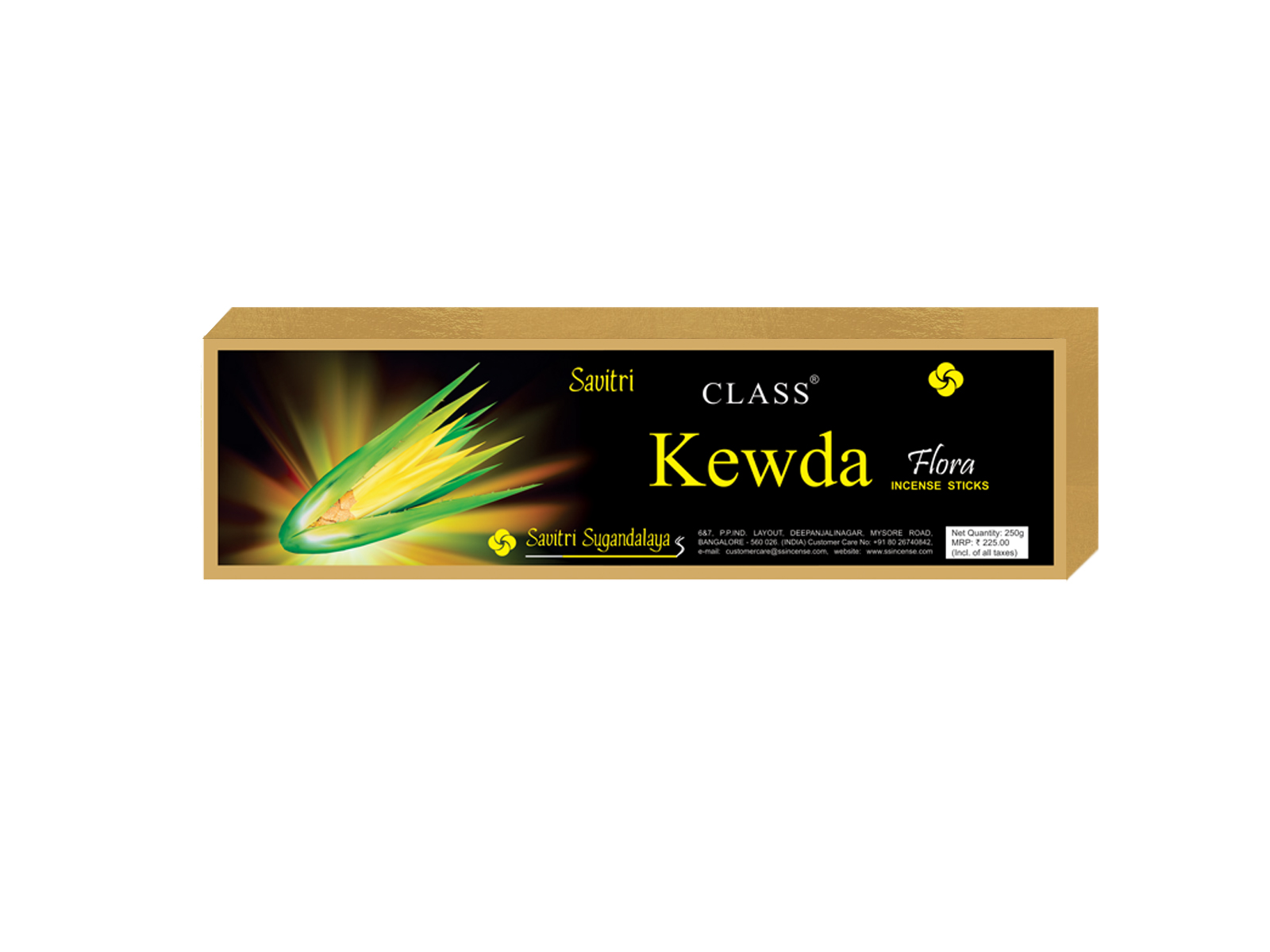 Kewda_gold Box