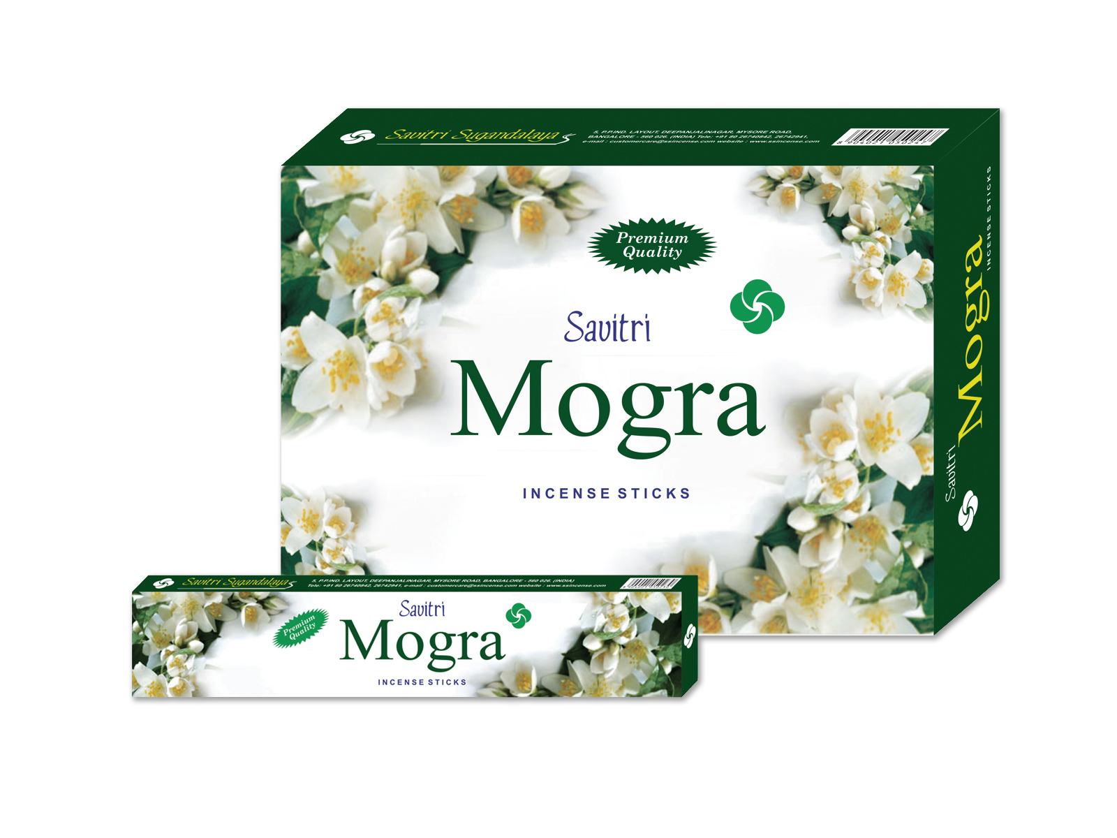Premium Mogra_medium Box