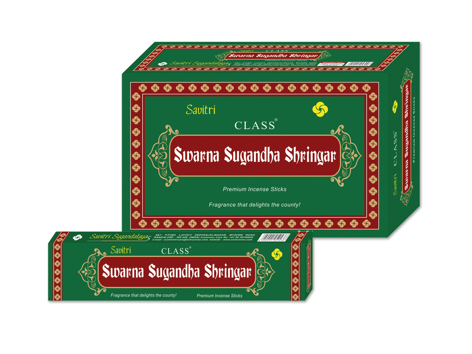 Swarna Sugandha Shringar_medium Box